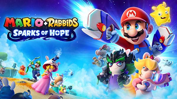 Mario + Rabbis: Sparks of Hope é anunciado para o Nintendo Switch