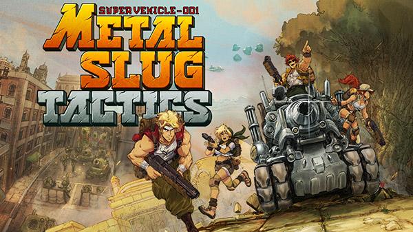 Metal Slug Tatics anunciado para PC