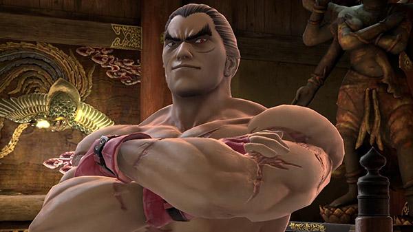 Kazuya Mishima de Tekken é anunciado como próximo personagem de DLC para o Super Smash Bros. Ultimate.