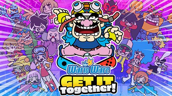 WarioWare: Get it Toegether! é anunciado para o Nintendo Switch