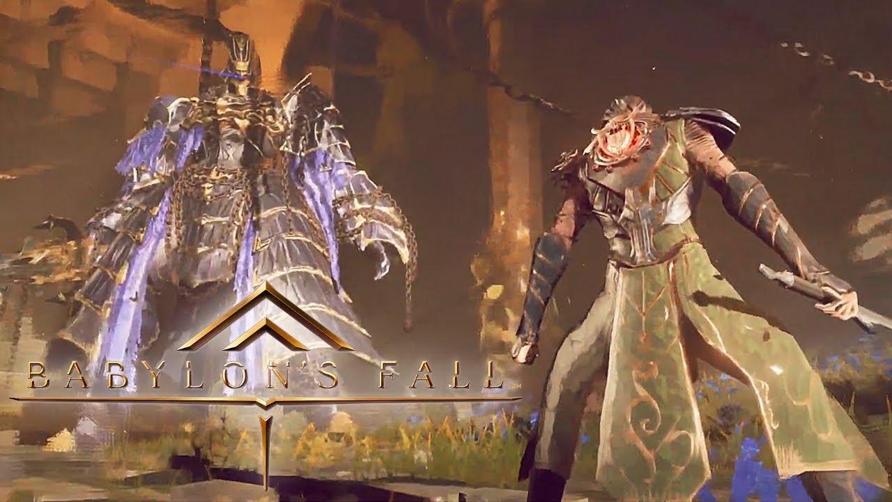 Babylon's Fall ganhará beta fechada e versão para PlayStation 5