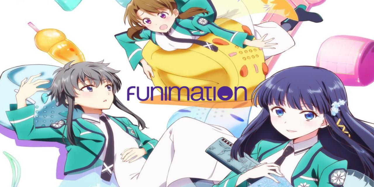 """Funimation anuncia """"The Honor at Magic High School"""" para sua temporada de verão 2021"""