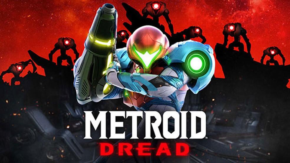 Metroid Dread é anunciado para o Nintendo Switch
