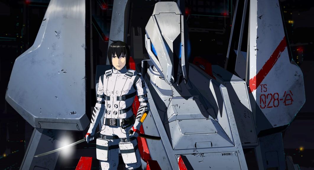 'Knights of Sidonia' chega em breve na Funimation