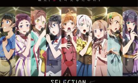 Anime 'Selection Project Idol' têm vídeo promocional e data revelados.
