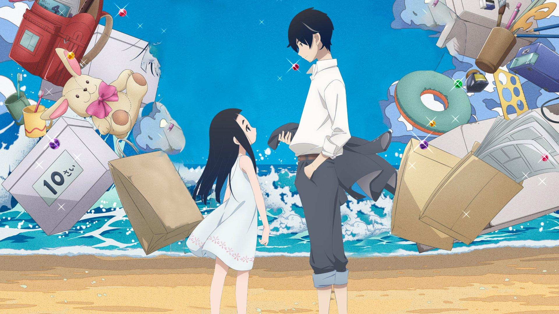 Filme compilatório 'Kakushigoto Theatrical Edition' chega este mês na Funimation