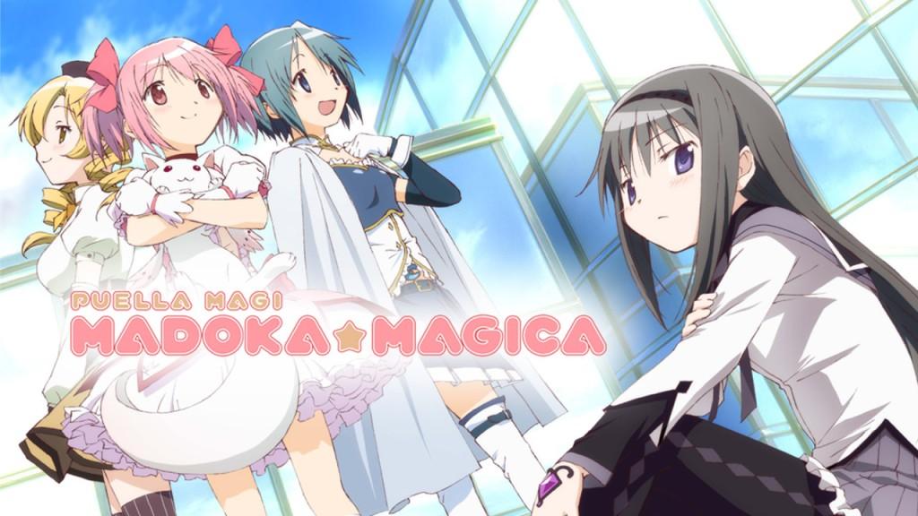 'Puella Magi Madoka Magica' chega na próxima semana na Funimation